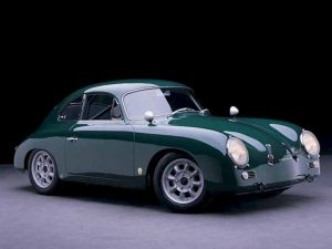 356 coupe with upgraded 2.7 RS Spec motor restored by Automobile Associates