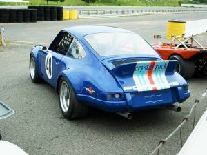 porsche 912 built to 2.8 rsr spec