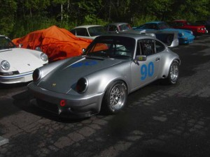 1985 Porsche 911 3.6 Carrera