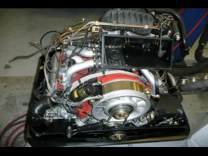 911SC Engine Rebuild - after