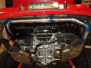 Porsche 993 Heat
