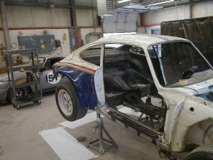 Rothmans SCRS Restoration Project