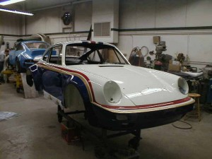 Rothmans SCRS Restoration