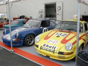 Factory 2.5 ST Race Car and 2.8 RSR