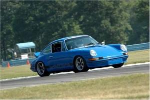 Porsche RS Clone built by Automobile Associates - Watkins Glen PCA DE